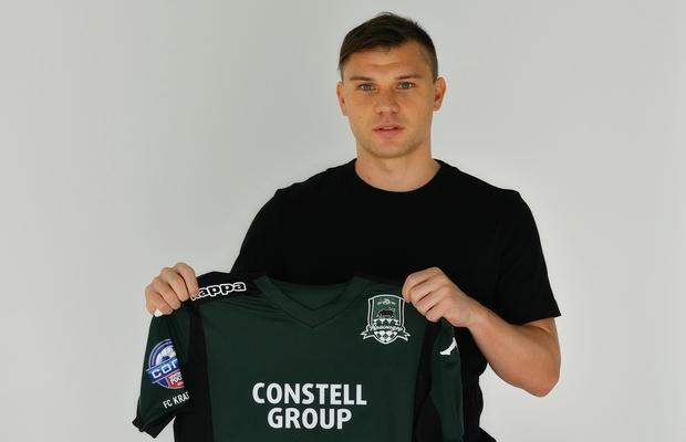 Измайлов подписал личный контракт с «Краснодаром»