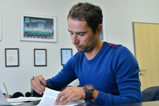 Широков подписал арендное соглашение с «Краснодаром»