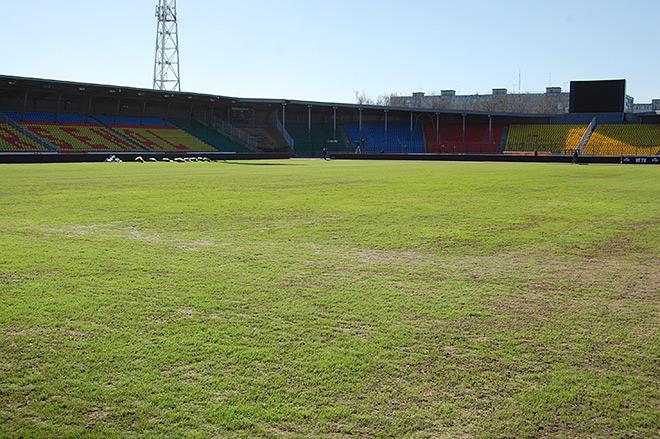 Свежие фото показывают, что состояние газона на стадионе «Арсенала» стало лучше