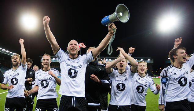 «Русенборг» в 23-й раз стал чемпионом Норвегии