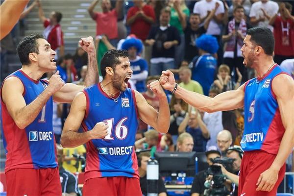 Сборная Пуэрто-Рико неожиданно обыграла Италию на чемпионате мира в Польше