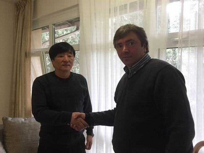 Алексей Ри и Игорь Добровольский