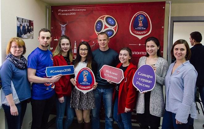 Анюков встретился с самарскими волонтерами