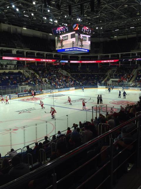хоккей прогнозы на матч спартак динамо
