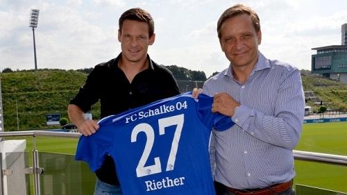Защитник Ритер перешёл из «Фрайбурга» в «Шальке-04»