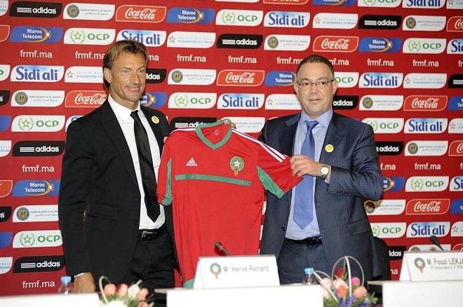 Бывший главный тренер «Лилля» Ренар возглавил сборную Марокко