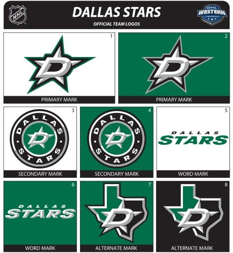 """Новый логотип """"Далласа"""""""