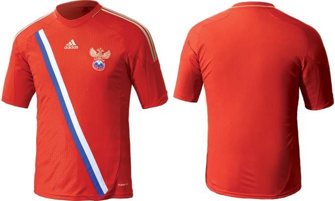 Выиграй футболку сборной России!