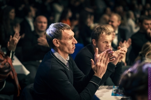 Шуховцев и Березовчук — почётные гости турнира