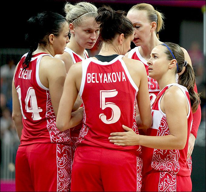 Баскетбол женская сборная россии 54