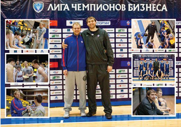 Антон Понкрашов и Дмитрий Соколов