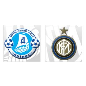 «Днепр» — «Интер»: онлайн-трансляция матча начнётся в 21:00
