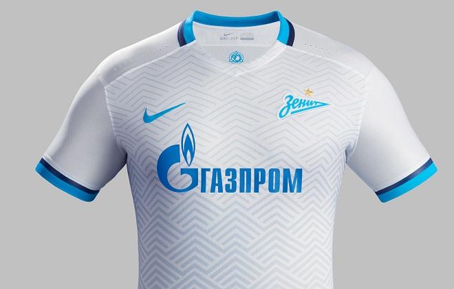 1de222786235 Зенит» представил форму на сезон-2015 16 - Чемпионат