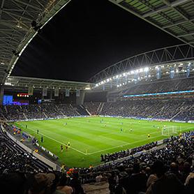 Онлайн-трансляция матчей Лиги чемпионов начнётся в 21:00