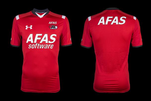 «АЗ Алкмар» представил домашний комплект формы на сезон-2015/16