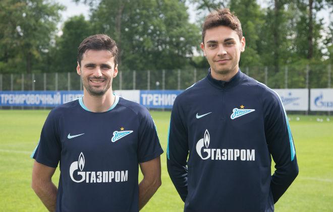 Тренерский штаб «Зенита» пополнился двумя иностранными специалистами