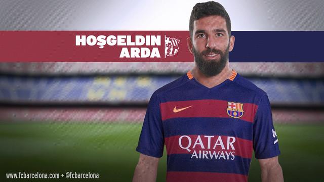 «Барселона» объявила о переходе Турана за € 34 млн без учёта бонусов