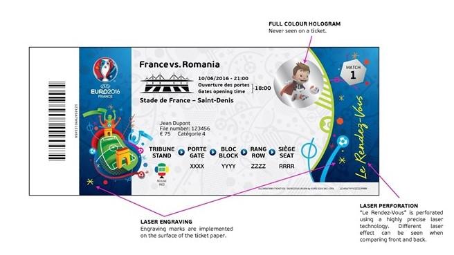 билет на чемпионат европы