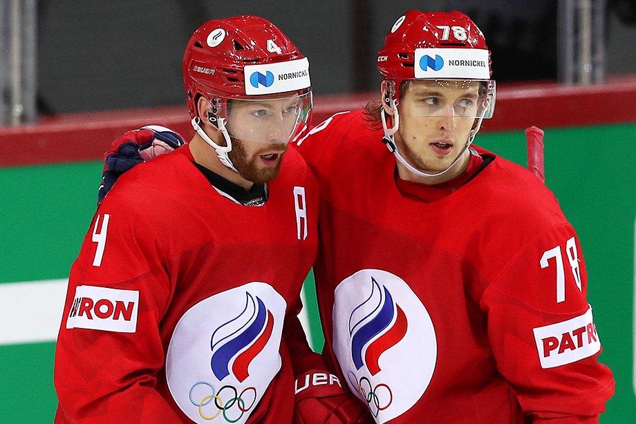 Самонов – лучший, Шалунов – худший. Оценки игрокам сборной России за ЧМ-2021