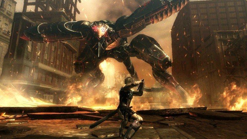 Metal Gear из Metal Gear Rising
