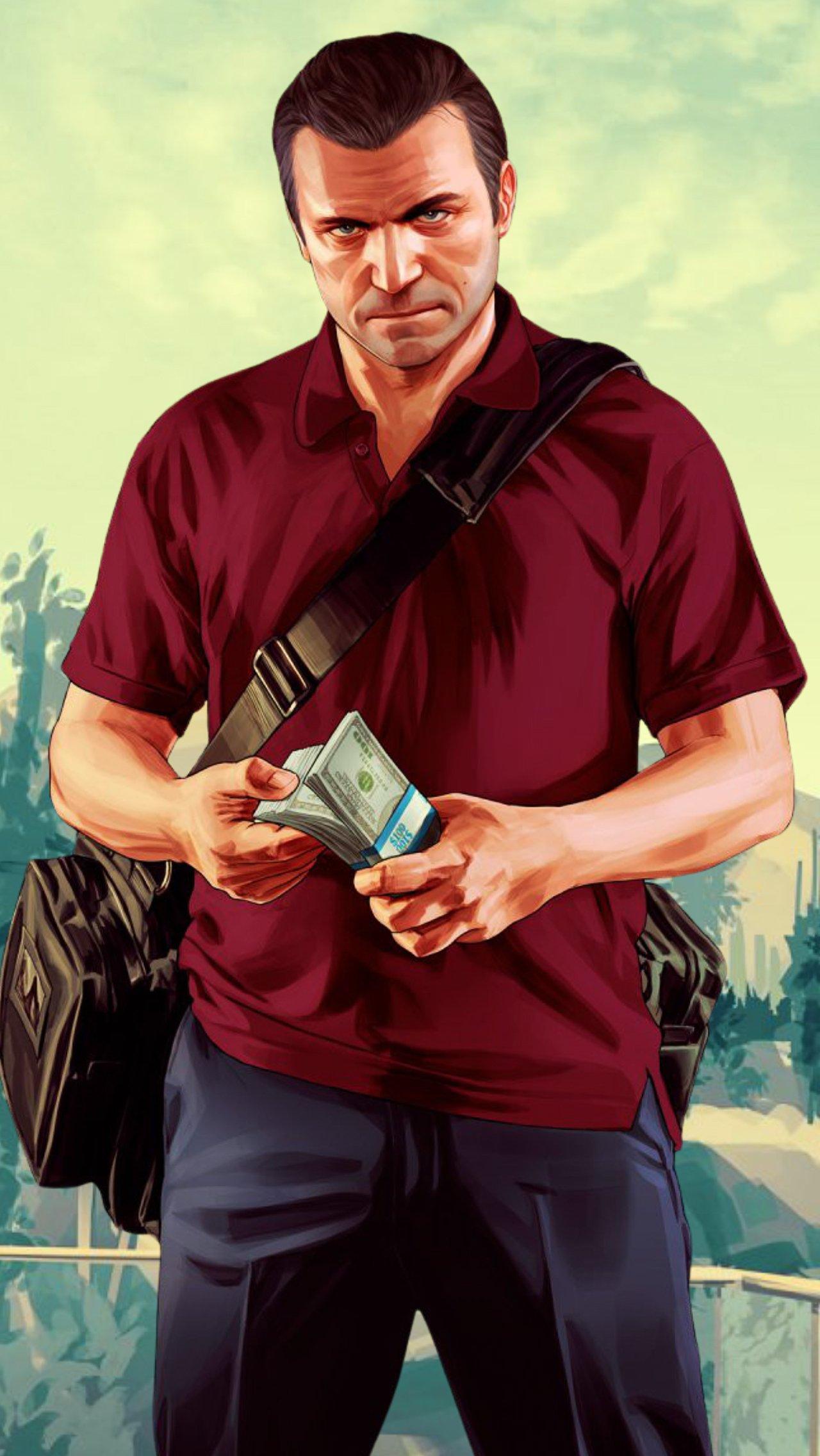 Такой красивой должна быть версия GTA 5 для некстгена