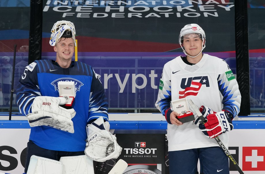 Интервью с нападающим сборной США Джейсоном Робертсоном — о первом сезоне в НХЛ, Капризове и ЧМ-2021