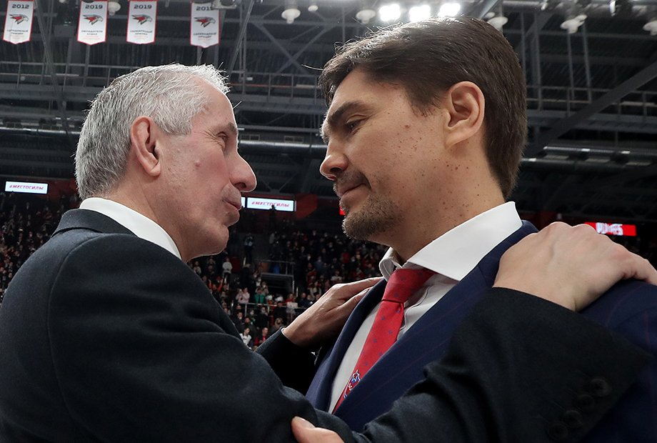 За что уволили Никитина из ЦСКА, будет ли он тренировать сборную России