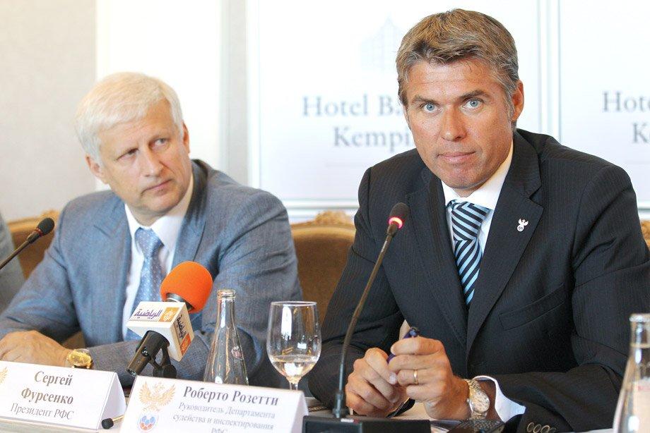 Чемпионат Европы 2020 года: кто назначает Сергея Карасёва на матчи, Роберто Розетти — бывший глава российских судей