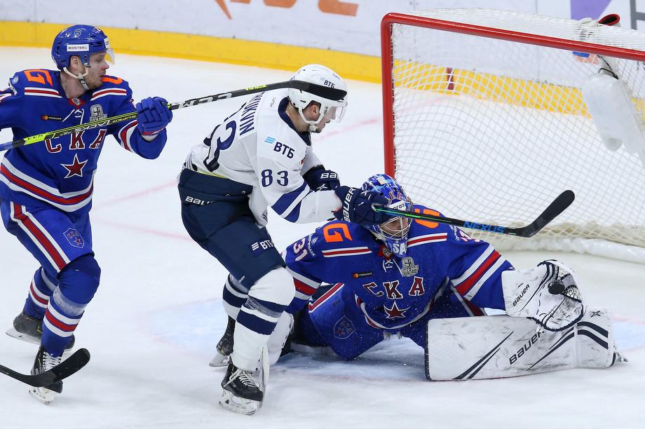 Почему «Динамо» обыгрывает СКА во втором раунде Кубка Гагарина