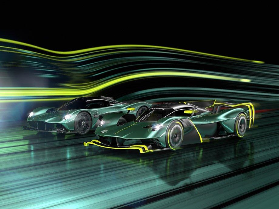 Aston Martin Valkyrie AMR Pro — характеристики новой версии машины «Астон Мартин» и Эдриана Ньюи