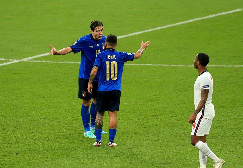 Италия — чемпион Европы. Футбол победил (хоть и по пенальти)