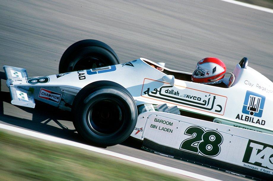 Первая победа команды Формулы-1 «Уильямс» на Гран-при Великобритании — 1979, как это было