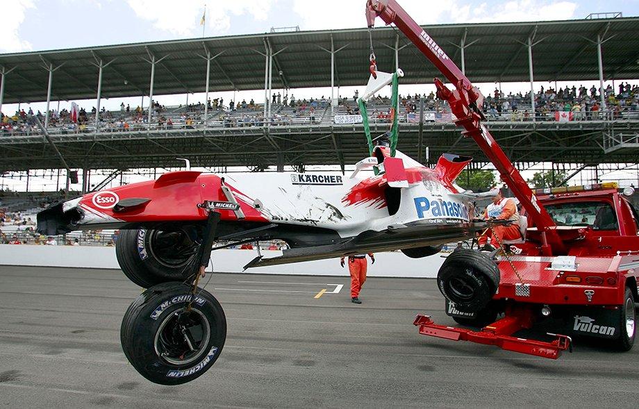 Трассы Формулы-1, на которых не могли выиграть легендарные гонщики — Сенна, Райкконен, Баттон