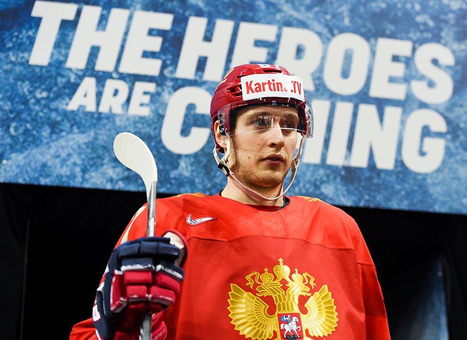 Какие центральные нападающие поедут в составе сборной России по хоккею на Олимпиаду 2022 года