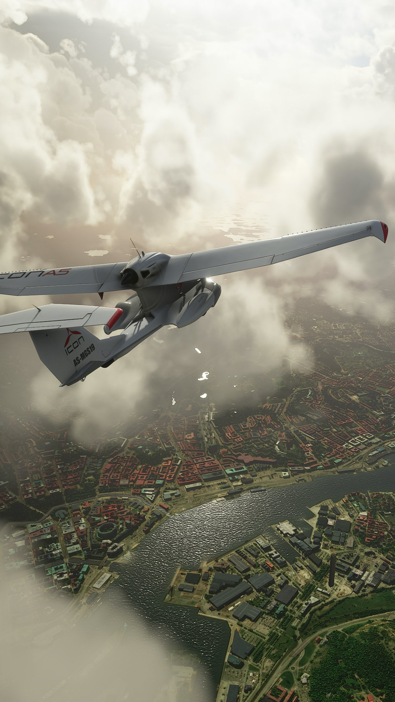 Microsoft Flight Simulator (симулятор): Xbox Series X/S — 27 июля