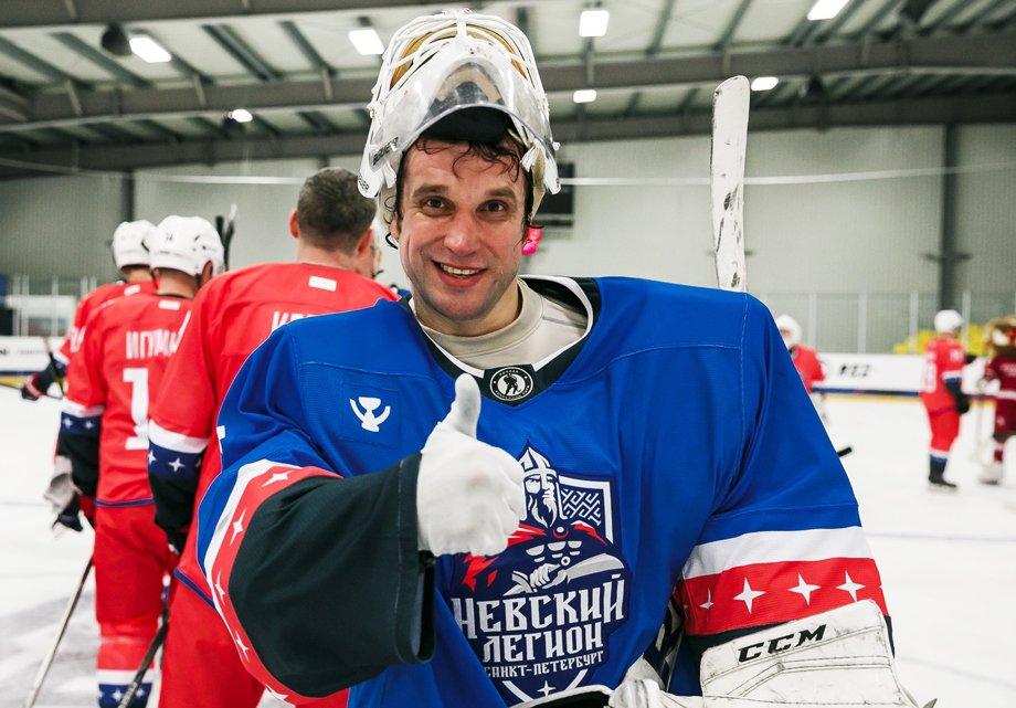 Закрытие юбилейного сезона Ночной хоккейной лиги в Сочи