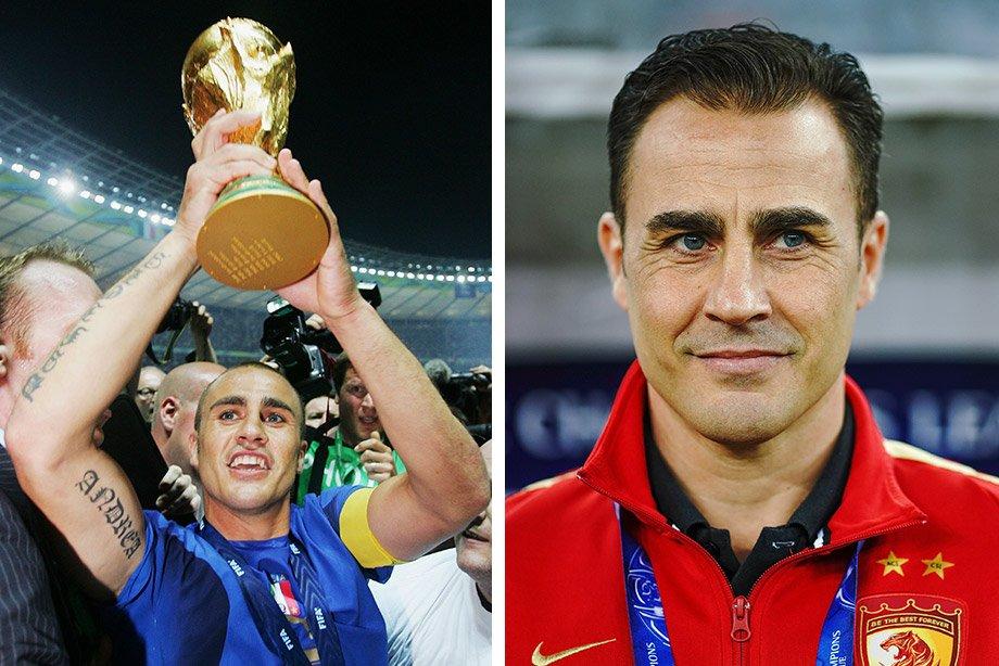 Ровно 15 лет назад Италия выиграла Кубок мира. Где сейчас герои ЧМ-2006