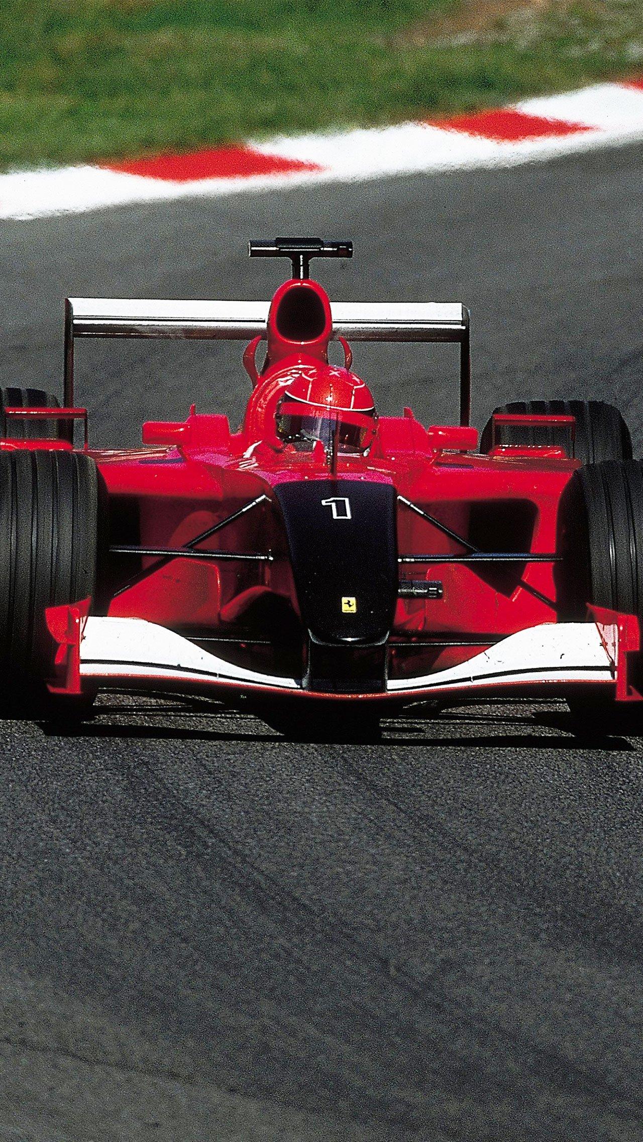 10 специальных ливрей в истории Формулы-1