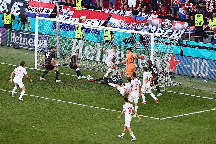 Хорватия — Испания — это что-то невероятное. Столько событий в одном матче не бывает