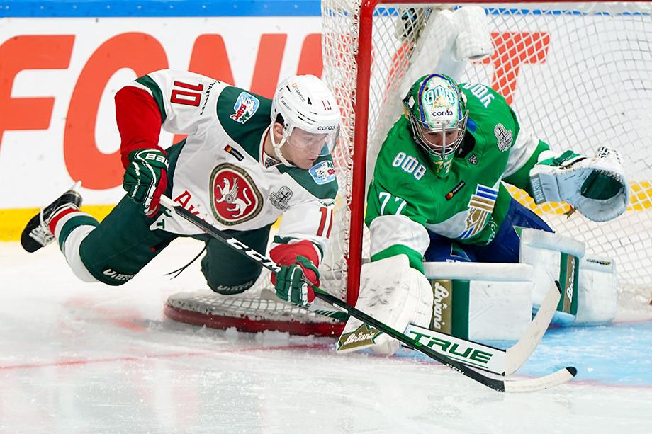 Почему «Салават» проиграл «Ак Барсу» 0-4 в серии плей-офф КХЛ