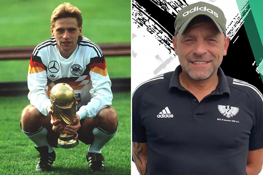 Как сложились судьбы игроков золотой сборной Германии 1990 года. Фото с разницей в 30 лет