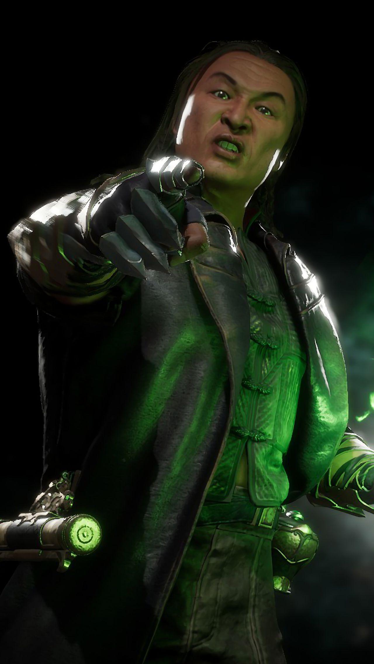 10 самых сильных персонажей во вселенной Mortal Kombat