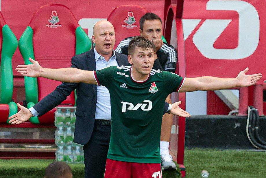 Жемалетдинов — лидер «Локомотива». Откуда такое преображение?