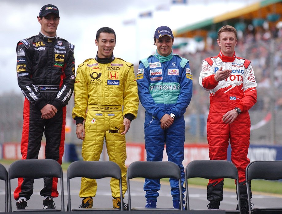 Невероятные выступления аутсайдеров, которые навсегда вошли в историю Формулы-1