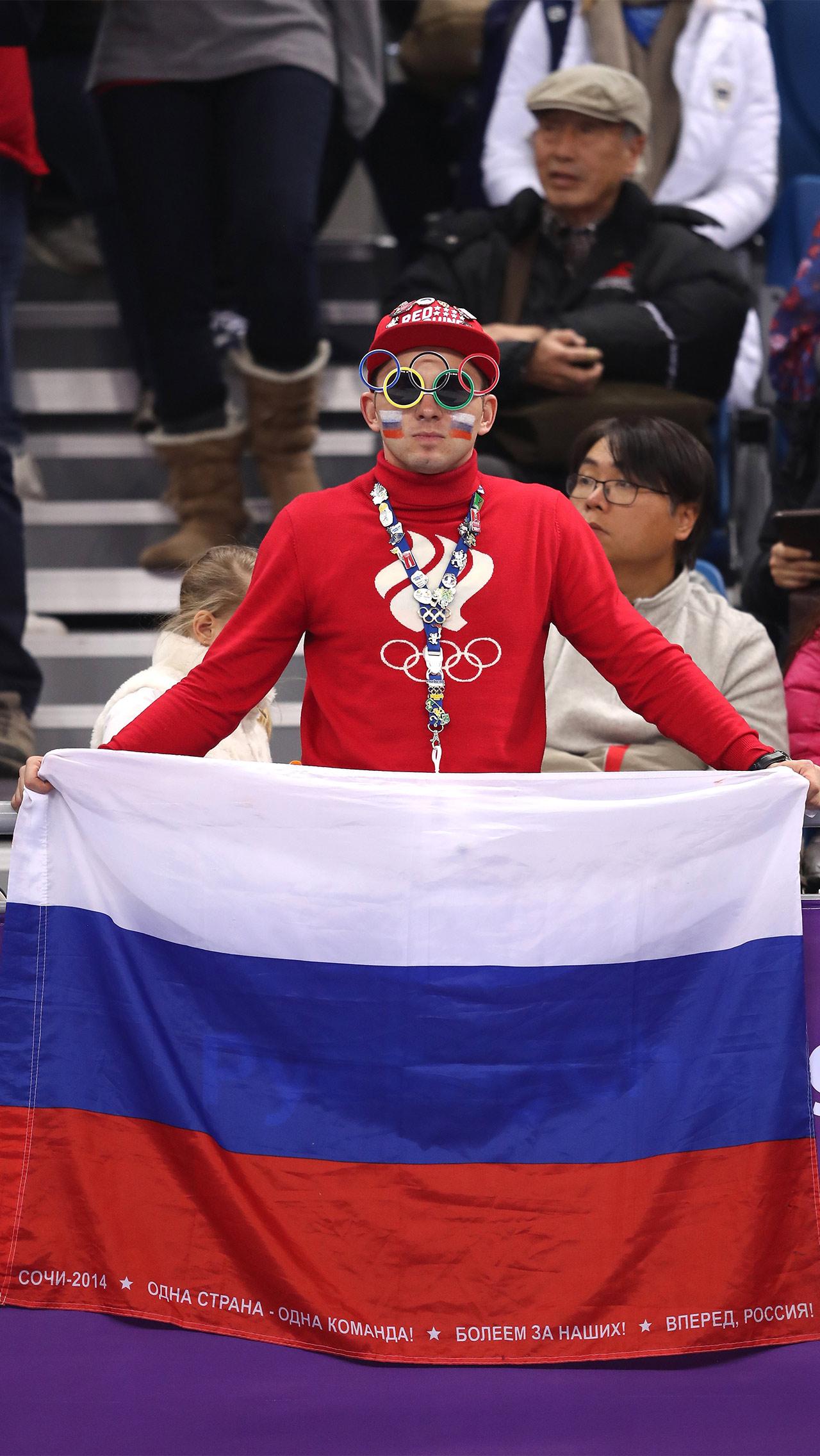Скандал связан с тем, что российский флаг, равно как и гимн, как и использование слова Россия на Играх в Токио будет запрещено из-за санкций, наложенных ВАДА.