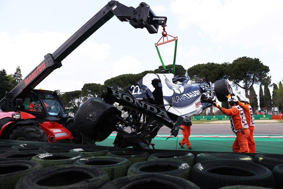 Мазепин — последний, Боттас и Перес провалились. 10 худших пилотов первой части сезона Ф-1