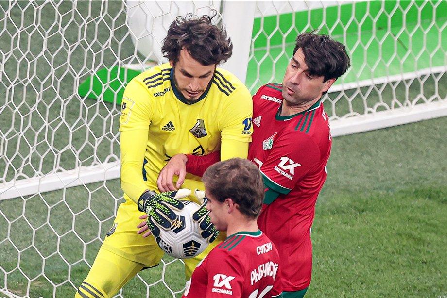 «Зенит» порадовал «Спартак». Лига чемпионов стала ближе к красно-белым