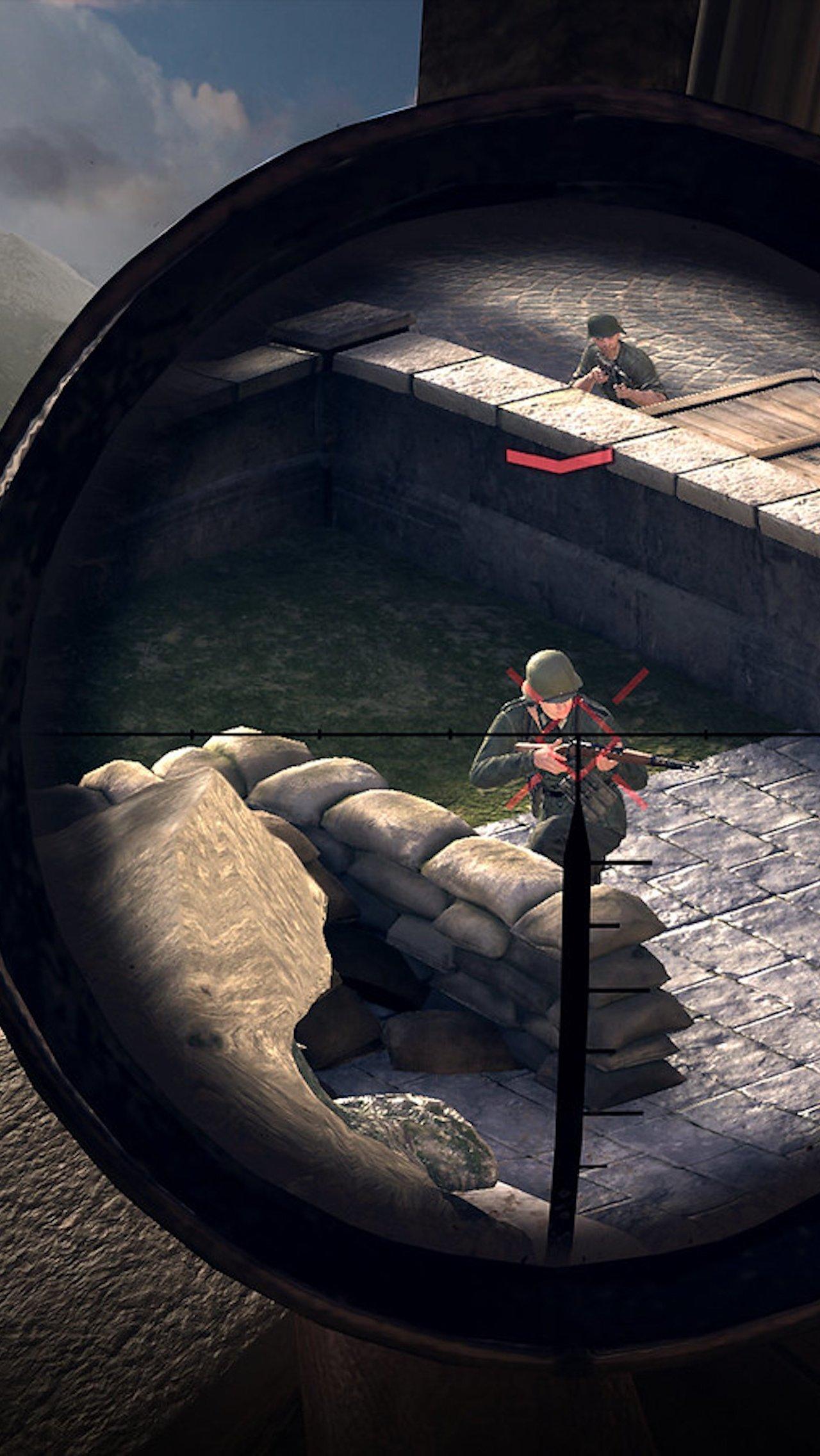Sniper Elite VR (шутер): ПК, PS4 — 8 июля