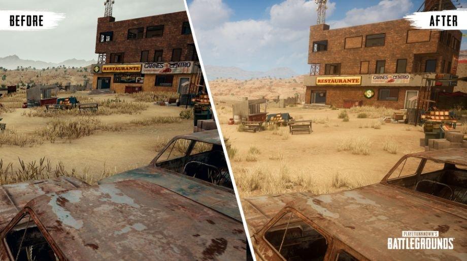 В PUBG переработают Miramar и добавят две новые большие карты
