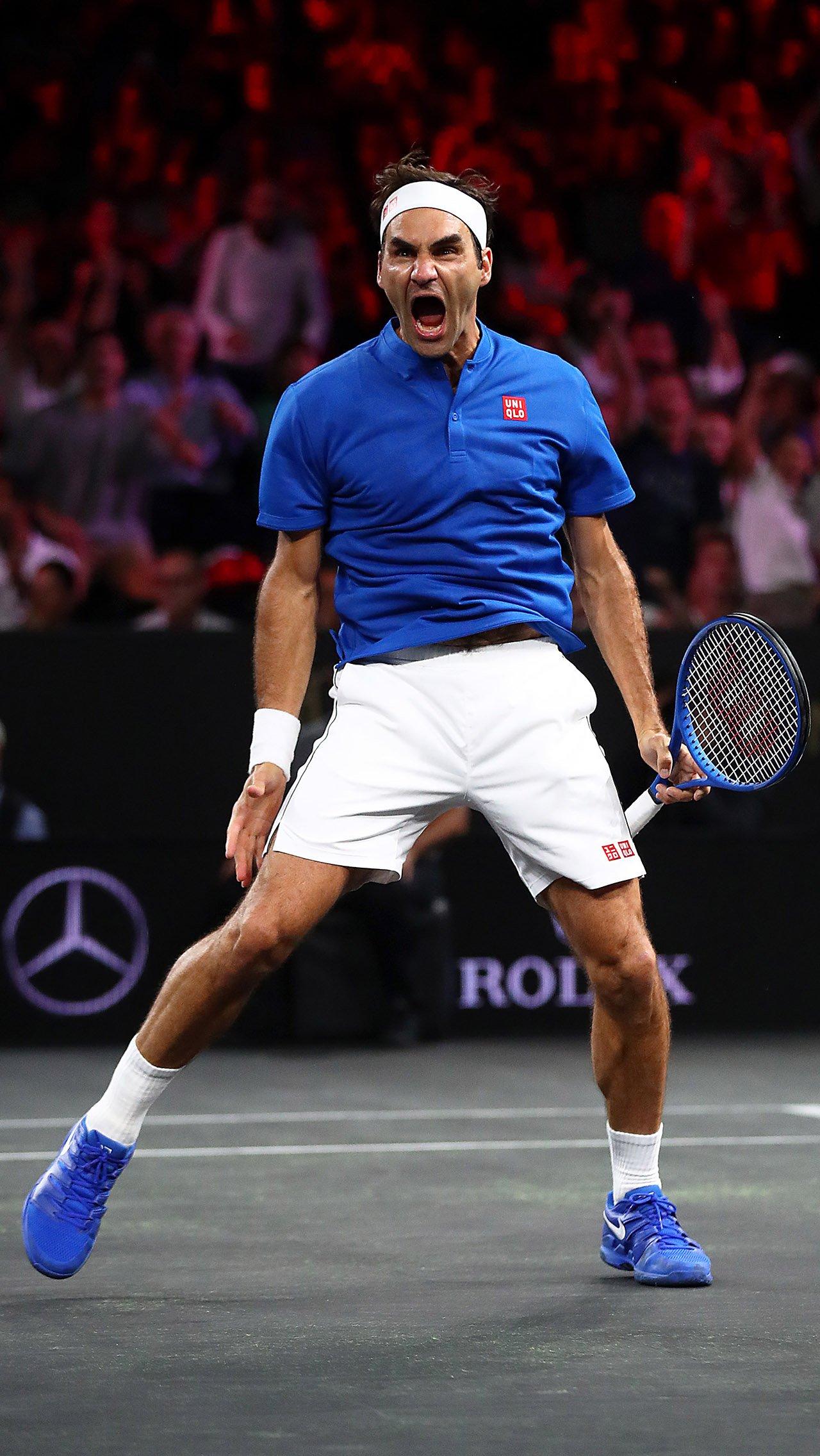 По данным Sportico, Роджер Федерер заработал за год $ 84 млн